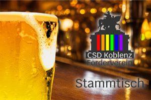 CSD-Stammtisch August @ Stadtflair | Koblenz | Rheinland-Pfalz | Deutschland
